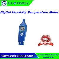 TES-1260 Digital Humidity Temperature Meter  Thermometer Humidity Hygro-Thermometer Meter