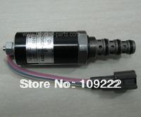 Hydraulic solenoid valve for excavator kato hd820-2-3 SKX5-G24-205 KWE5K-20/G24D05