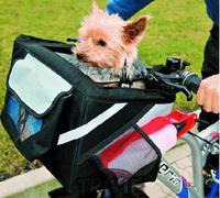 Petcomer pet bicycle basket saidsgroupsdirector bicycle bag pet travel bag