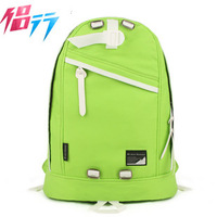 Lovers backpack nylon backpack 2013 school bag fashion male women's handbag laptop bag travel bag