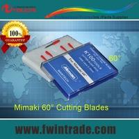 High Quality 30 pc (30 Degree 45 Degree 60 Degree)  Cutter Blade for Mimaki Cutting plotter vinyl cutter