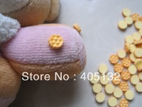 RC-172 200pcs/bag Cute Decoration Resin Biscuit Resin Decoration Nail Art Decorations