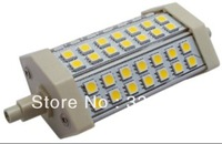 LED R7S 10W  118mm  SMD5050 Epistar Led chip Free shipping by FEDEX  LED R7S lampen