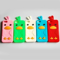New Multicolor Bird Fashion Soft Silicone Case cover protector Skin for  Phone 5G free shipping