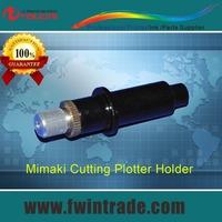 HBest quality!! 30 degree/ 45 degree /60 degree cutting plotter tool holder for Mimaki