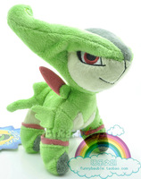 New 2013 Free Shipping The Anime Stuffed Plush Toys Green Pokemon Big size Pocket Monster Soft Baby Toy Hot Selling  Gifts