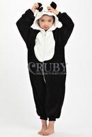 Unisex Children's Costumes Kids Fashion Cosplay Onesies Animal Pajamas Christmas Gift Child Cute Panda Cartoon Animal Pyjamas
