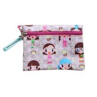 Coin purse change pocket gift bag grocery bags small cosmetic bag hudian storage bag HARAJUKU doll women's handbag