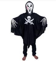 Masquerade clothes halloween adult child clothes mask cloak mantissas mask