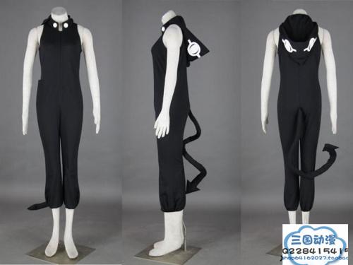 soul eater medusa manga anime cosplay costume noir 01 combinaisonsMedusa Soul Eater Hoodie