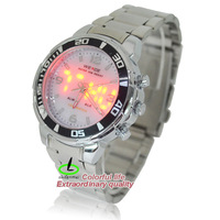 Welder sports watch fashion mens watch casual personality led table quartz watch