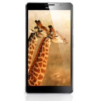 Original HUAWEI Mate Quad Core Smartphone 6.1 Inch HD IPS Screen Gorillas Glass 1G RAM 4050mAh Battery- Black