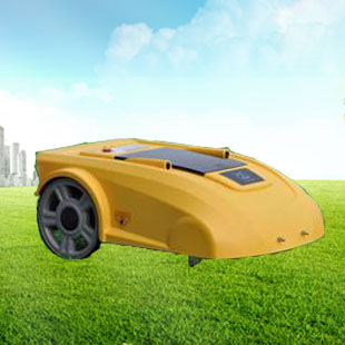 Free shipping Fully-automatic l2700 robot mower smart grass cutting machine eco-friendly garden tools