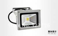 Free shipping Hot sales dc12V Waterproof 10W/20W High Power Warm White/Cool White LED Flood light Outdoor Lamp Retail  Wholesale