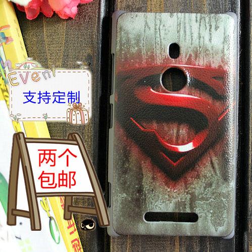 For nokia 925 for NOKIA 925 phone case mobile phone case phone case lumia925 925 protective case super man(China (Mainland))