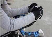 Road Mountain Bike Cycling Race Bicycle MTB Aluminum Alloy Triathlon Aero Handlebar Rest Handle Bar Separated 2pcs Pipe Rest End
