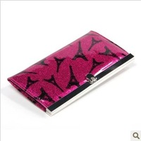 Wallets Fashion women's ultra-thin design long wallet wallet cartoon wallet