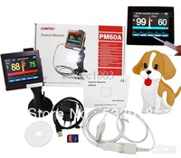 "PM60A Vet Veterinary Use Pulse Oximeter, Spo2 Monitor PC software 3.5"" touch screen"