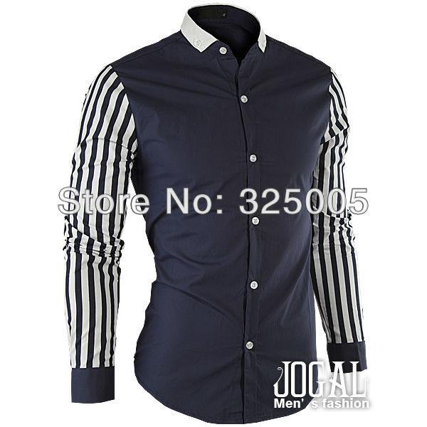 Мужская повседневная рубашка HZ0024
