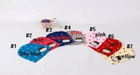 5pcs/lot free shipping cotton  baby hat baby cap Cartoon dog labeling head cap Boys & Girls Hats