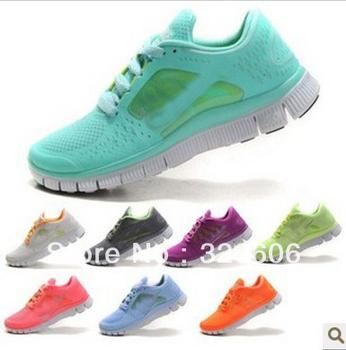 Free Shipping Running shoes Free 5.0 Women Brand Barefoot sport shoes High Top Drop Shippinng