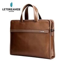 2014 Casual Genuine Leather Man Bag Men's Handbag Men's Messenger Bag Briefcase Bag35