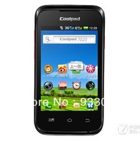 coolpad 7020 Snapdrago 1024MHz Android 2.3 Qualcomm single-core 3.5 inch TFT 256MBRAM 512MBROM 480x320 pixels 3.0MP Built-in GPS