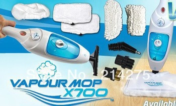Free Shipping 32set/lot new 7 in 1 steam mop  As seen on tv  ,steam cleaner mop Vapour Mop