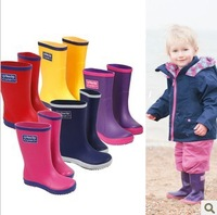 New arrival 2013 eco-friendly child jojomamanbebe series rain boots water shoes rain shoes