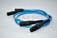 Audiophile audio cables Cardas HEXLINK GOLDEN 5C XLR Balanced Interconnects audio Cable 2M pair
