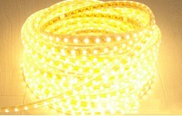 Free Shipping led string warm white  Led strip 5050 waterproof 600pcs led string lights for decoration10m/lot