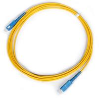 Special  wholesale  Sc-sc single-mode fiber jumper 2 meters 3sc-sc optical fiber connector pigtail 20pcs/lots