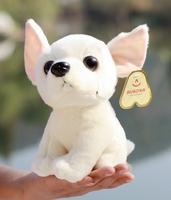 Animal Models  Mini cute toys small Chihuahuas dog plush Toy  20cm 1pc free shipping