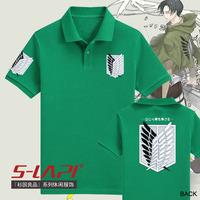 Giant personalized short-sleeve shirt t-shirt pique cotton