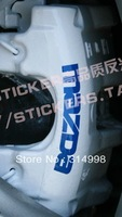 Mazda 3 star import/M3 MAZDA3 lack brake calipers reflective car sticker a set of 4pcs