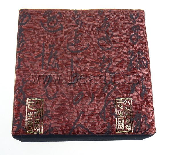 Satin schmuck set box chinesisch schmuck unternehmen