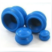 New style fitness tank rubber cupping device rubber cuppers rubber tank rubber tank plastic vacuum cupping