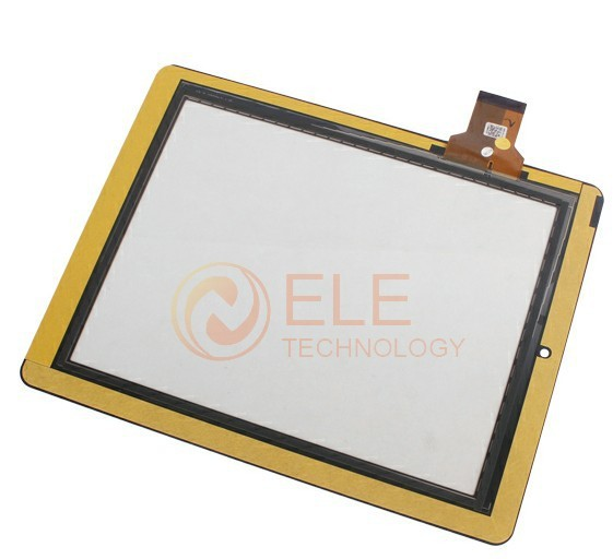 New Onda v971 v971t Tablet Capacitive Touch Screen Panel 9.7 inch Digitizer Replacement Free Shipping(China (Mainland))