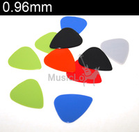 10 pcs pack 0.96mm Guitar Picks lot Plectrum  0.96 bulk