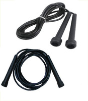 Plastic Skipping Rope Jumping Fast Speed Gym Training Sports Exercise 2.6M New
