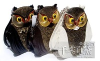 Free Shipping Owl bags all-match casual handbag cross-body one shoulder double-shoulder student bag