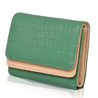 Hot sale 2013 wallet female stone pattern dual flip design women's short wallet women's wallet  gift+freeshipping