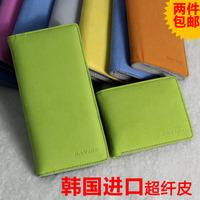 Hot sale 2013 wallet female long design women's wallet scrub wallet card case  gift+freeshipping