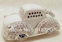 Gifts Classic car air freshener quality car perfume fashion diamond decoration free shipping