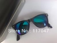 new arrival cheap fashion sunglasses brand designer sun glasses for men and women black color