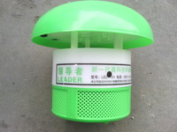 6led muted light mosquito killer mosquito repellent traps household smoke lamps