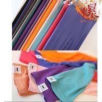 Kacy ! spring and summer comfortable soft modal high-elastic cotton thin multicolour legging