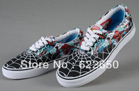 Spiderman Low Top Classic Men's Sneakers Slip On Fashion Canvas Shoes USA Sneakers Dropship