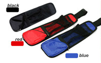Universal car seat side storage bag