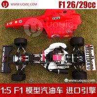 WOIRC network 1:5 model gasoline vehicles F1 Formula One racing simulation hydraulic disc 93/97 petrol remote control c
